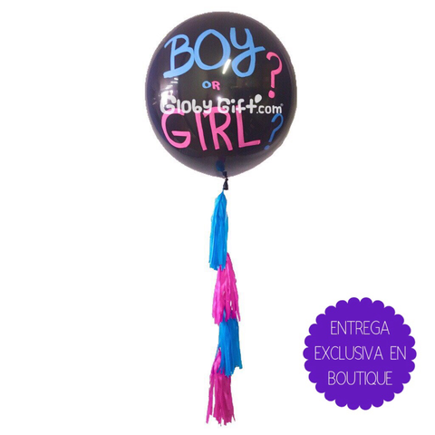 Gender reveal: boy or girl?