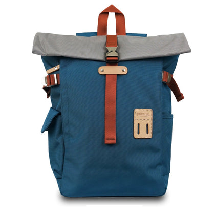 Rolltop Backpack 2.0 - Arctic Blue