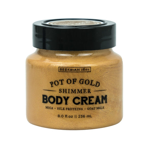 Pot of Gold Whipped Body Cream 8 oz