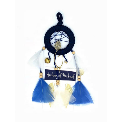 Dream Catcher Archangel Michael (Protection) D2.4in x L9in