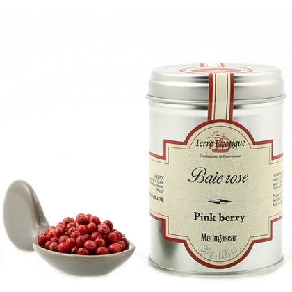 Terre Exotique Pink Peppercorns