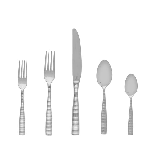 Ringo 18/10 Stainless Steel Flatware Set , Service for 4, 20-Piece