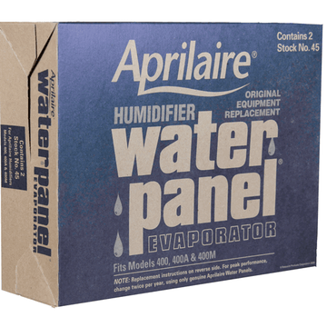 Aprilaire Water Panel 45 (2-Pack) Humidifier Pad