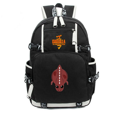 Godzilla: King of the Monsters canvas Backpack