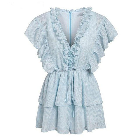 All Ruffled Up Playsuit