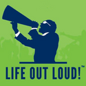 Life Out Loud Apparel Logo