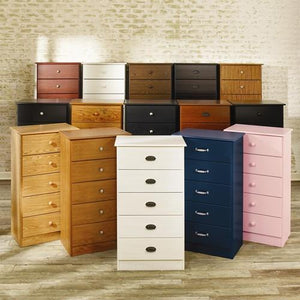 Special 5 Drawer Chest By Langfurniture