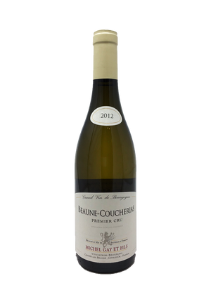 Michel Gay et Fils Beaune-Coucherias Burgundy White 2012