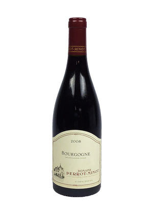 Perrot-Minot, Bourgogne, Rouge Burgundy Red 2008