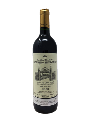 La Mission Haut Brion Bordeaux Red 2000