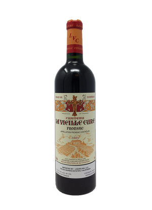 La Vieille Cure Bordeaux Red  2005