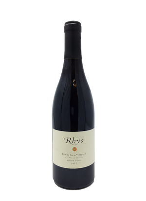 Rhys, Family Farm Vineyard, Pinot Noir 2015