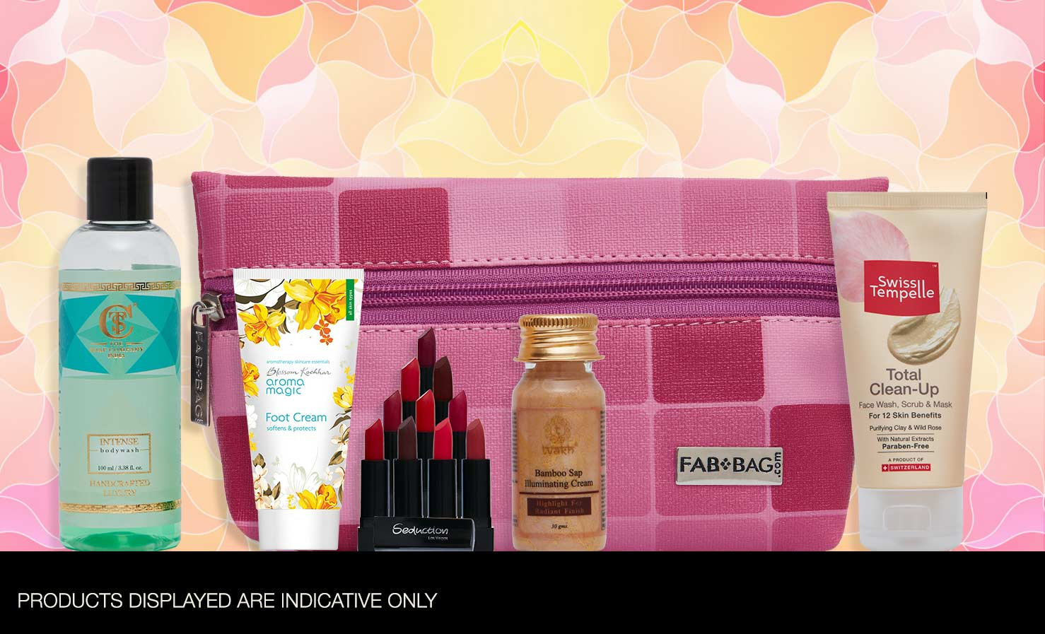 The Hues Of Nostalgia July Fab Bag