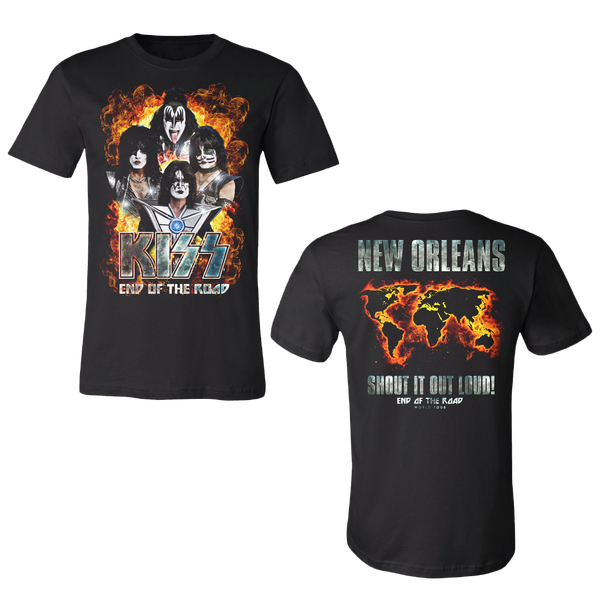 New Orleans - EOTR Tour Tee