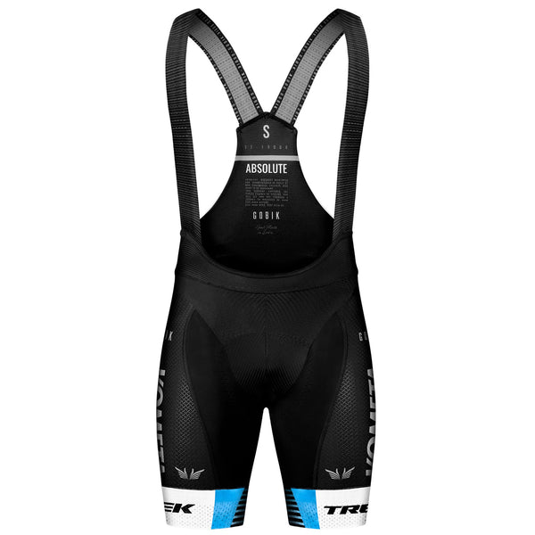 CULOTTE HOMBRE CORTO ABSOLUTE K10 KOMETA CYCLING TEAM