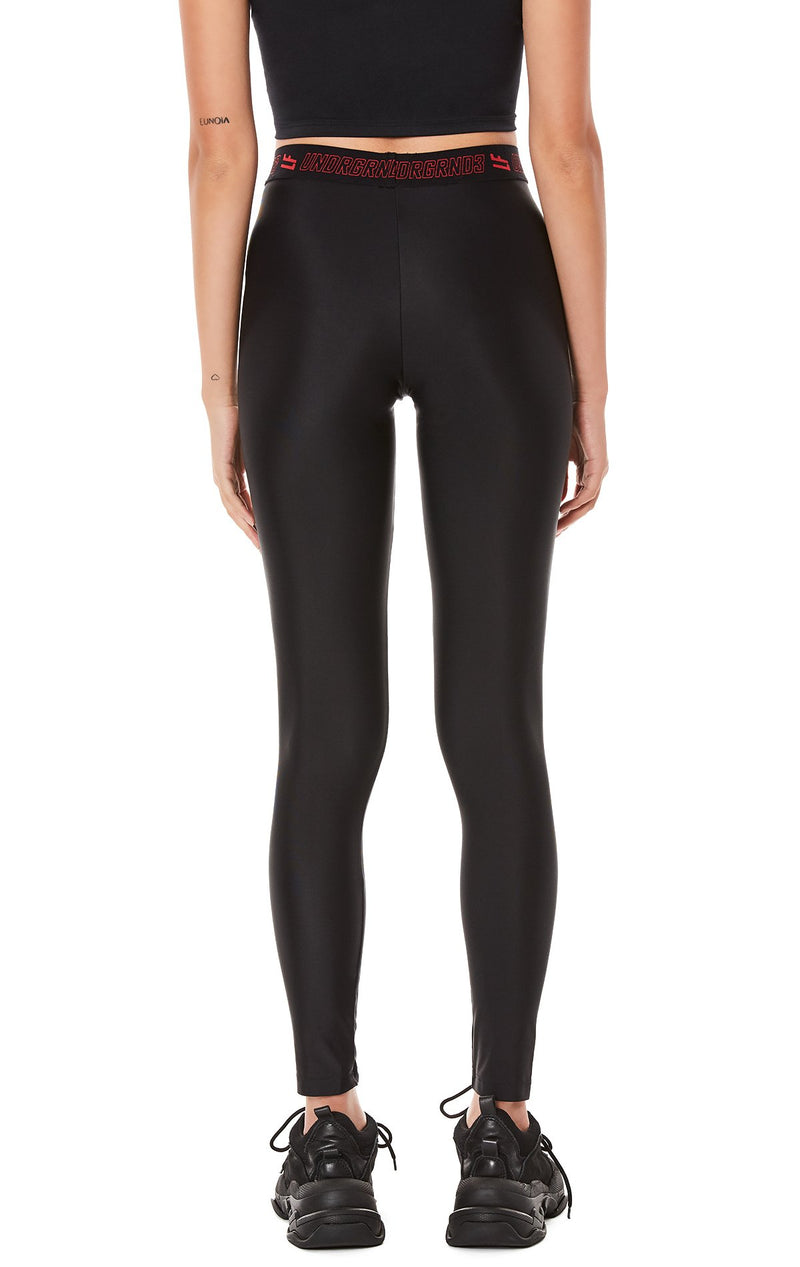 LEGGING WITH LF UNDRGRND3 WAISTBAND BACK