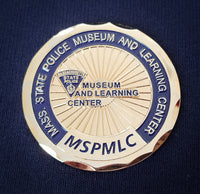 Massachusetts State Police Annual Cruiser Show Coin