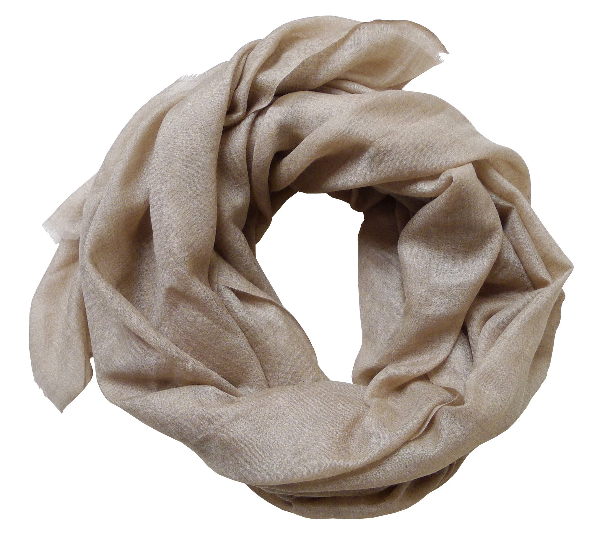 SKY Scarf - Sand Heather