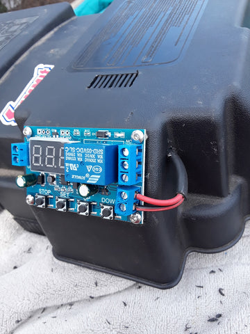Multi-Voltage Charge Controller - Battery Tender - Solar Panel Controller - Street Weapons  - Locally engineered and crafted aftermarket items for Race, drift, and street cars apparel accessories supplies electronics