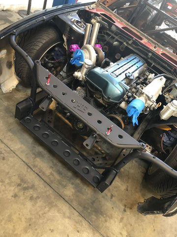 S-Chassis Quick Release Upper Radiator Support - Street Weapons  - Locally engineered and crafted aftermarket items for Race, drift, and street cars apparel accessories supplies electronics