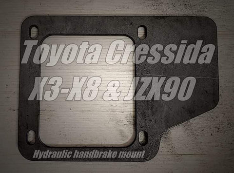 Cressida X3-X8|JZX90 Hydro Mount Bracket Kit - Street Weapons  - Locally engineered and crafted aftermarket items for Race, drift, and street cars apparel accessories supplies electronics