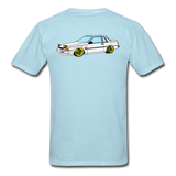 """Slammed S12 Back"" Tee - Street Weapons Men's T-Shirt - Locally engineered and crafted aftermarket items for Race, drift, and street cars apparel accessories supplies electronics"
