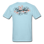 """Floral Street Weapons"" Logo Tee - Street Weapons Men's T-Shirt - Locally engineered and crafted aftermarket items for Race, drift, and street cars apparel accessories supplies electronics"