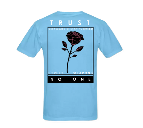 """Trust No One"" Tee - Street Weapons Men's T-Shirt - Locally engineered and crafted aftermarket items for Race, drift, and street cars apparel accessories supplies electronics"