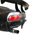 S13 Hatch Rear Bash Bar - Street Weapons  - Locally engineered and crafted aftermarket items for Race, drift, and street cars apparel accessories supplies electronics