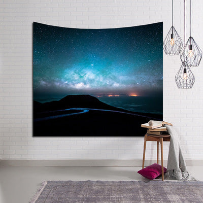 LYN&GY Tapestry Starry Night Sky - tapestryleps