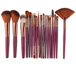 18 Piece Brush Set