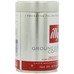 illy Caffe (Medium Roast Ground coffee Red Band)