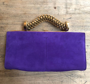 Tod's evening clutch
