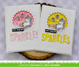 A Little Sparkle Stamp Set, Lawn Fawn