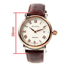 Load image into Gallery viewer, Seagull Roman Numerals Gold Tone Automatic Watch 219.365 - seagull-watches