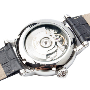Seagull Flywheel Retrograde Guilloche Automatic Watch 819.317 - seagull-watches