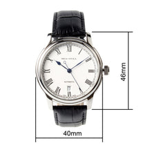 Load image into Gallery viewer, Seagull Roman Numerals Blue Hands Automatic Watch D819.459 - seagull-watches