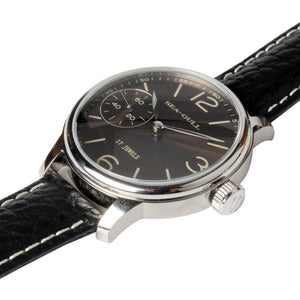 Seagull Coffee Dial ST36 Movement Mechanical Watch 819.77.5000 - seagull-watches
