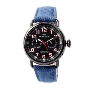 Seagull PVD Automatic Chinese Military Watch 811.23.5026H - seagull-watches
