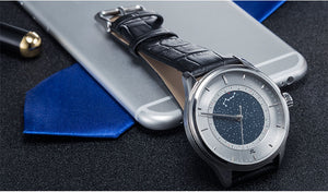 Seagull Starry Sky Month Indicator Automatic Watch 819.12.4000 - seagull-watches