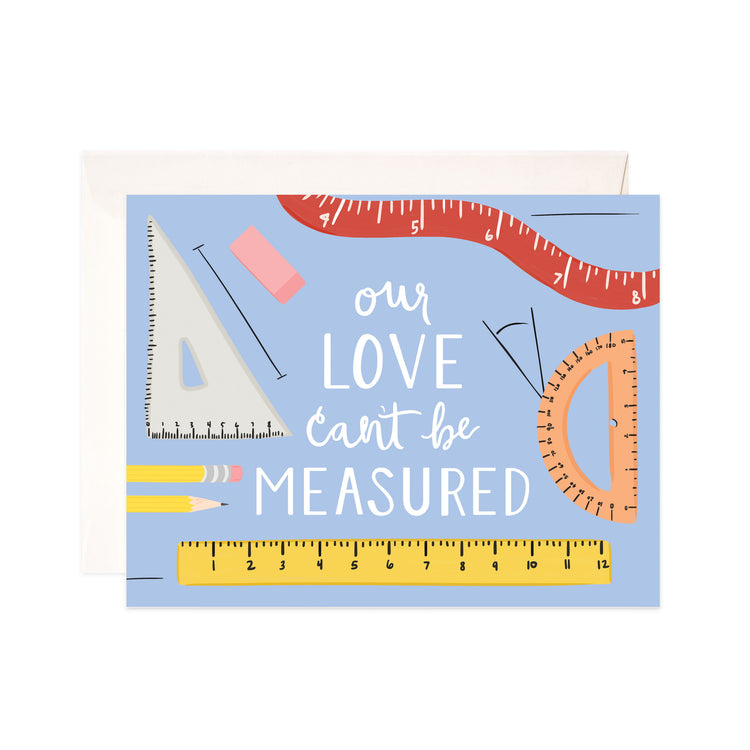Love Measurement - Bloomwolf Studio