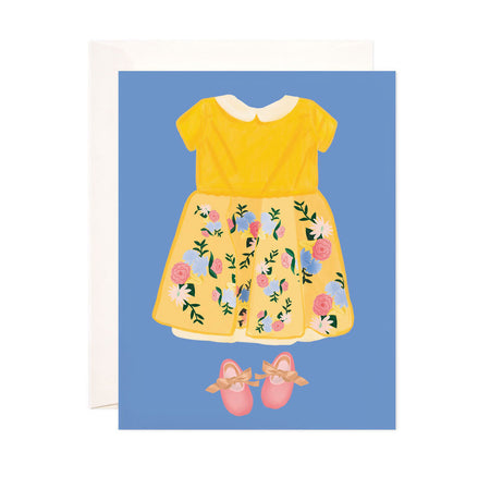Baby Girl Dress - Bloomwolf Studio