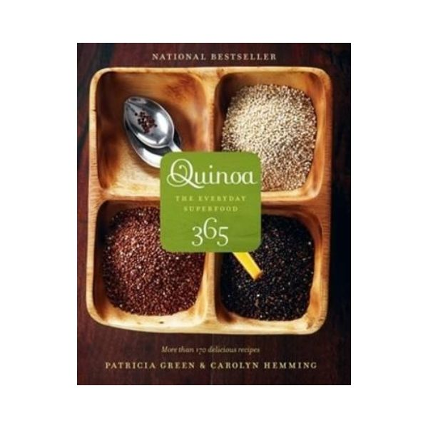 Quinoa The Everyday Superfood 365