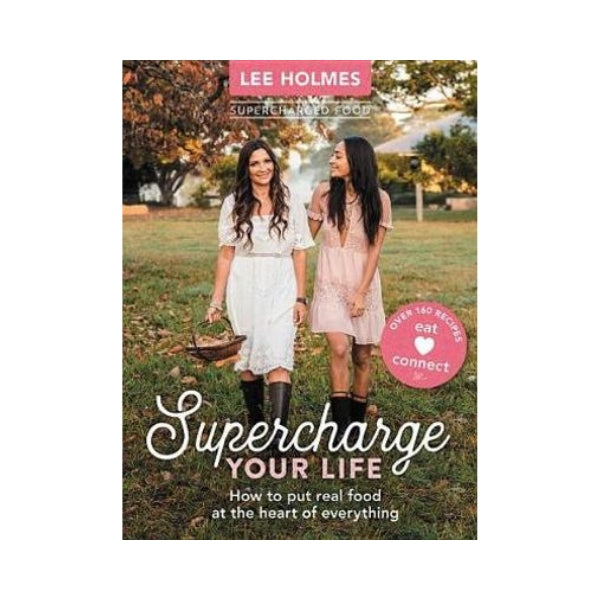 Supercharge Your Life - Signed copy
