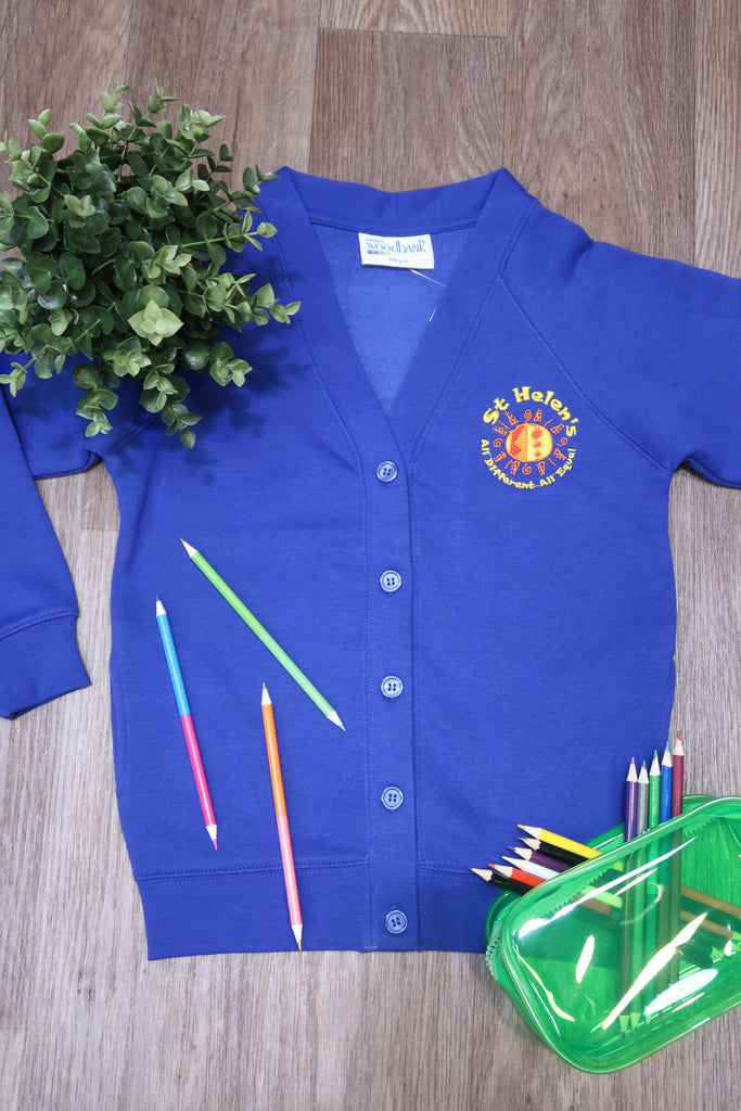 St Helens Primary Cardigan