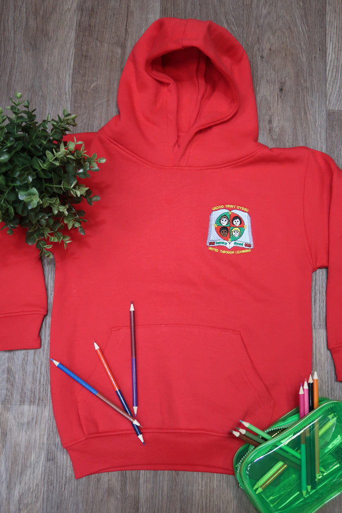 Terrace Road Primary Unisex Hood