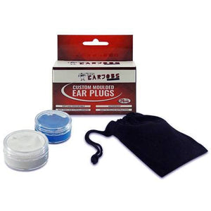 Earjobs™ DIY Custom Moulded Ear Plugs (SNR 26)