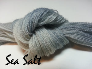 Sea Salt #042 - Wool Thread for Needle Punch and Wool Applique - Red Sand Fibre