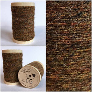 220 Rustic Moire Wool Thread