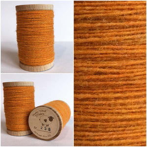 258 Rustic Moire Wool Thread